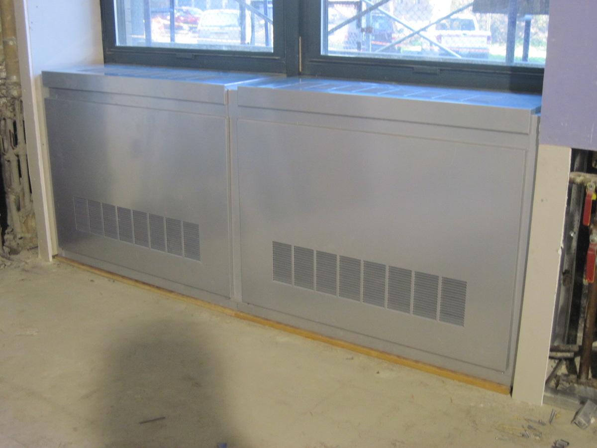 Induction Unit Custom Enclosures