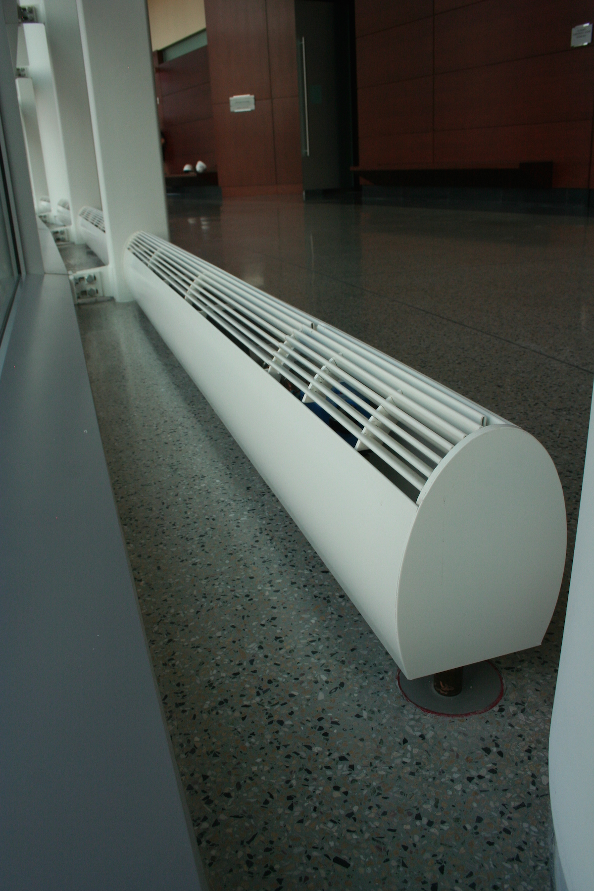 Custom Hydronic Fin Tube Radiation Amp Draft Stop Enclosures