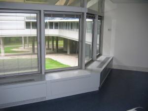 MAIN Fan Coil Enclosure w Lift Top Access