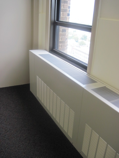 Convector Amp Radiator Custom Enclosures
