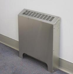 Free Standing Stainless Steel Heat Convector