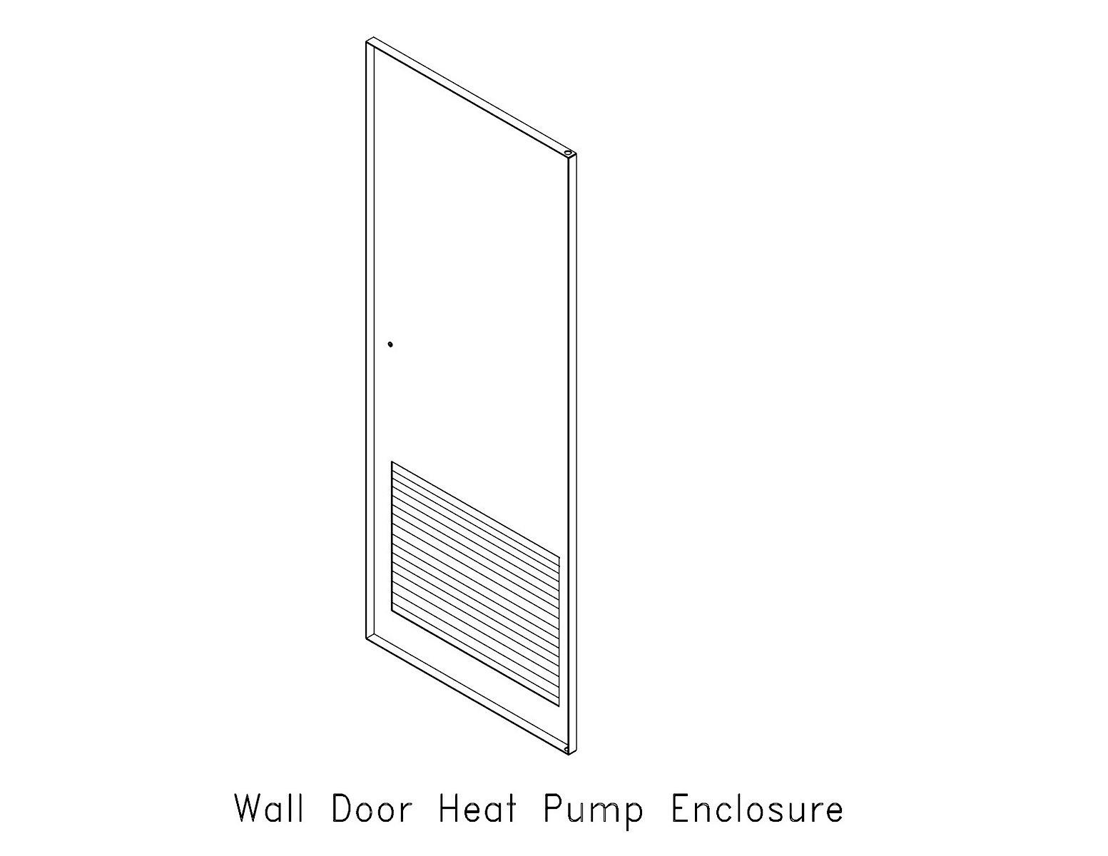 3 Heat Pump Encl.